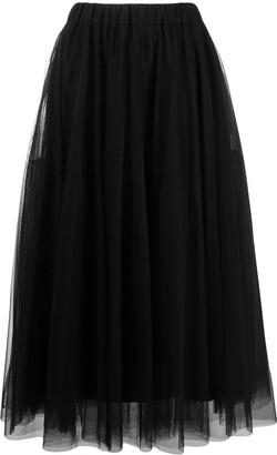 P.A.R.O.S.H. Tutu Midi Skirt