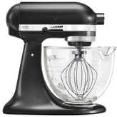 KitchenAid KSM170 Stand Mixer - Cast Iron Black