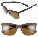 Dolce & Gabbana 58mm Polarized Sunglasses