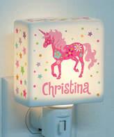 Pretty Unicorn Personalized Night-Light