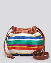 UGG® Australia Crossbody - Quinn Crochet Drawstring