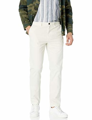 Billy Reid Men's Standard Fit Tapered Chino Pant