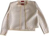 Valentino Ecru Cashmere Knitwear
