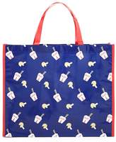 Forever 21 FOREVER 21+ Fortune Cookie Print Tote Bag