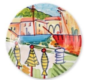Vietri Portofino Large Serving Bowl