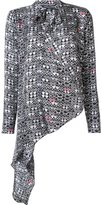 Thomas Wylde silk 'Stash' blouse