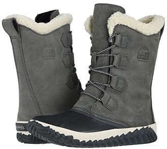 Sorel Out 'N Abouttm Plus Tall (Black) Women's Cold Weather Boots