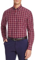 Tailorbyrd McLaren Plaid Regular Fit Button-Down Shirt