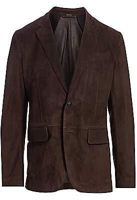 Ermenegildo Zegna Men's Suede Jacket