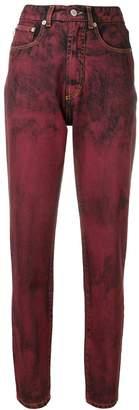 Fiorucci acid wash jeans