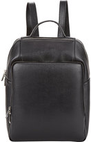 Barneys New York MEN'S SAFFIANO BACKPACK-BLACK
