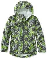 L.L. Bean L.L.Bean Trail Model Rain Jacket, Print