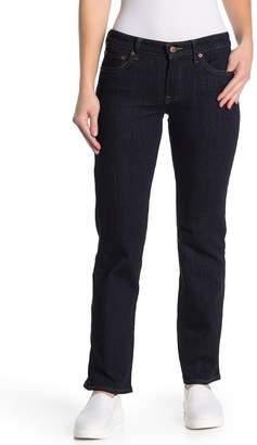 "Lucky Brand Sweet Straight Leg Jeans - 32\"" Inseam"