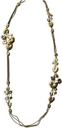 Aurélie Bidermann NymphAas Gold Gold plated Long necklaces