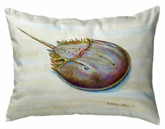 Crab Pillow Shopstyle