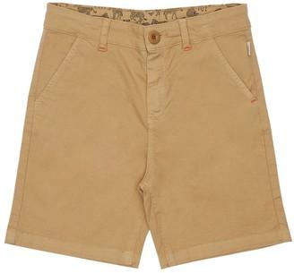 Paul Smith Stretch Cotton Twill Shorts