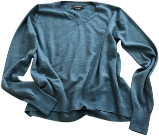 Isabel Marant Blue Cashmere Knitwear
