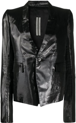 Rick Owens Tecuatl soft tailored blazer
