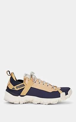 Puma Men's Trailfox Nubuck & Mesh Sneakers - Beige, Tan