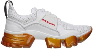 Givenchy Jaw Low Iridescent Sneakers