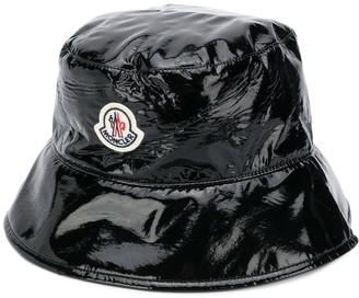 Moncler Varnished Bucket Hat