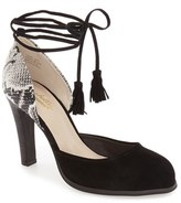 Seychelles Women's 'Aware' Wraparound Tie Pump