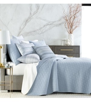 Hotel Collection Parallel Full/Queen Coverlet, Created for Macy's Bedding
