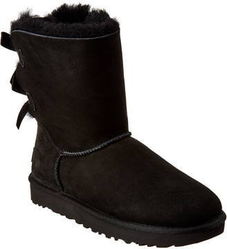 UGG Women's Bailey Bow Ii Water Resistant Suede Boot