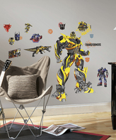 Transformers Peel & Stick Decal Set