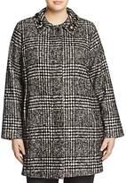 Marina Rinaldi Ninnolo Tweed Coat