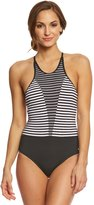 Nike Women's Laser High Neck Tank One Piece Swimsuit 8151859