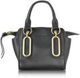 See by Chloe Paige Black Leather Mini Crossbody Bag