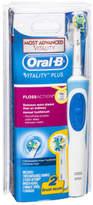 Braun Vitality Floss Action Toothbrush