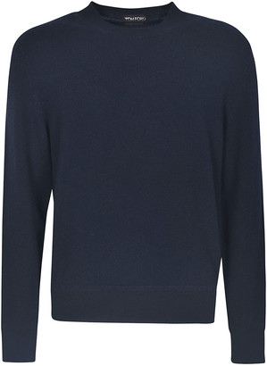 Tom Ford Ribbed Round Neck Sweater