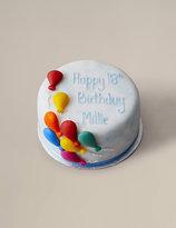 Marks and Spencer Gluten-Free Balloon Celebration
