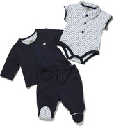 Armani Junior Boys Suit Set
