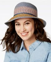 Nine West Mixed Braid Cloche Hat