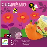 Djeco Little memo - Memory game