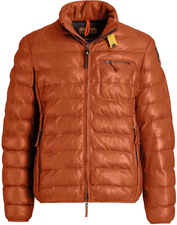 Parajumpers Ernie Leather Jacket - Men's