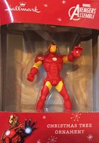 Hallmark Marvel Avengers Assemble Ironman Christmas Ornament