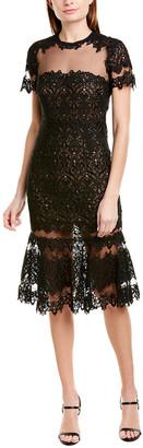 Jonathan Simkhai Lace Sheath Dress
