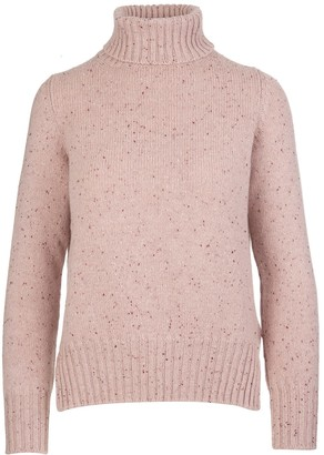 Fedeli Pink Woman Derby Iside Sweater