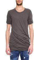 Rick Owens Double Cotton T-shirt