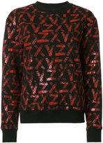 Versus Felpa sweatshirt - women - Cotton - XS