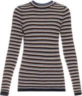 MiH Jeans Moonstone long-sleeved wool sweater