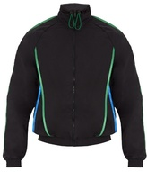 Cottweiler Contrast-trim nylon track jacket