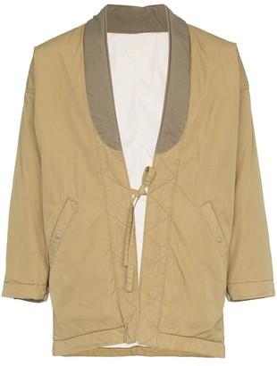 Visvim Dotera military jacket