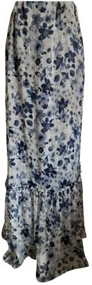 Twin-Set Twin Set Blue Skirt for Women