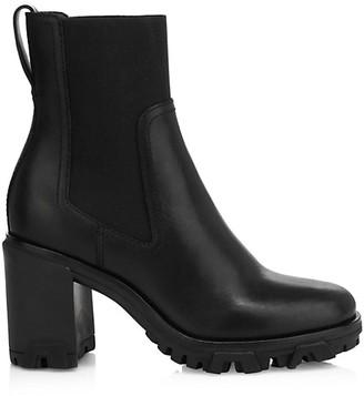 Rag & Bone Shiloh Leather Combat Boots