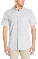 Billabong Men's Palms Woven Short Sleeve Shirt